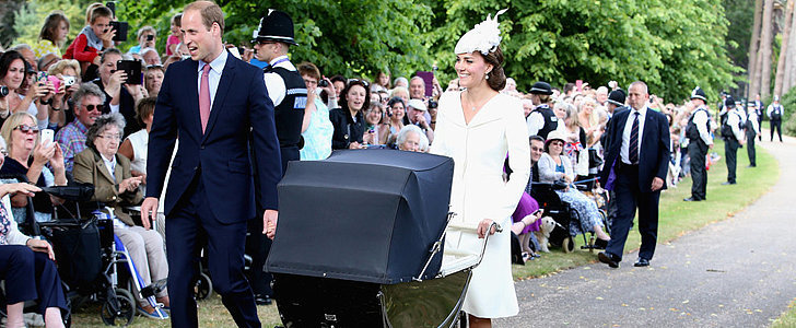 Everything You Need to Know About the Pram Kate Middleton Pushed at Princess Charlotte's Christening