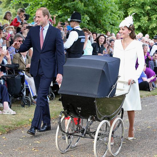 Princess Charlotte's Christening Pram