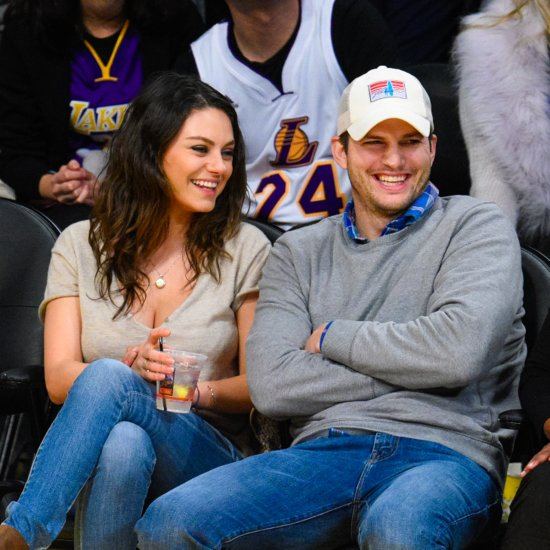 Ashton Kutcher and Mila Kunis Are Married