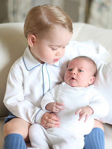 All About The Godparents Who Will Help Nurture Princess Charlotte
