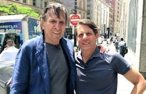 Leonard Nimoy's Son Makes A 'Spockumentary' To Honor Dad