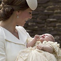 Princess Charlotte's christening: See all the gorgeous photos!