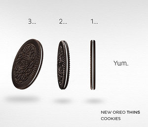 Oreo Has Just Introduced a Thinner Version of Milk's Favorite Cookie