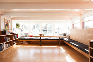 More Boat for the Buck: A Cost-Conscious California Houseboat Remodel by Medium Plenty