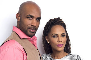 Boris Kodjoe And Nicole Ari Parker Prove How Well They Know Each Other