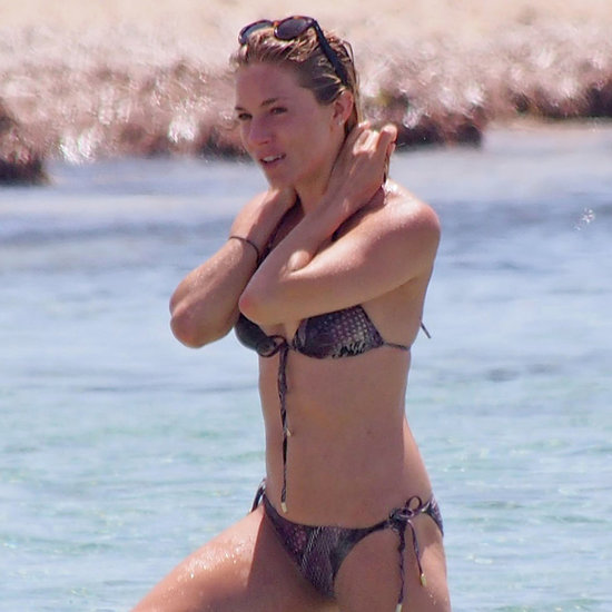 Sienna Miller Shows Off Her Bikini Body During a Family Getaway