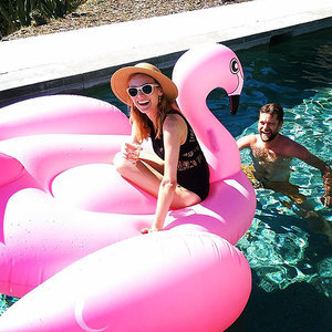 Swan Rafts: the Hottest Celeb Accessory This Summer