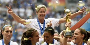 Women's World Cup Final Was The Most Watched Soccer Match In U.S. History -- For Women Or Men
