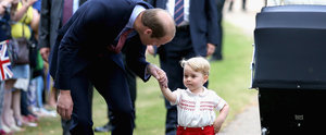 Think the Pictures of Prince George Are Cute? The Video Is Even Cuter!