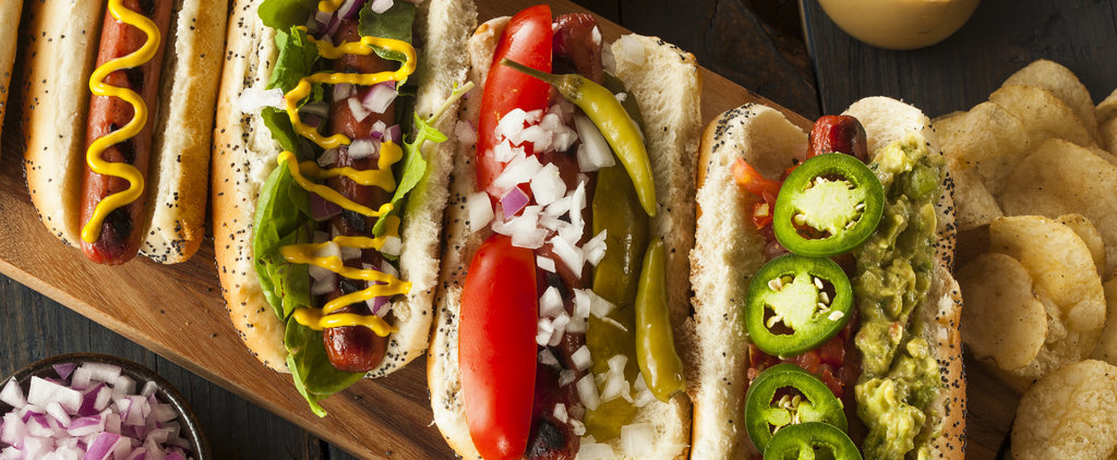 Make a Hot-Dog Bar For Your Next Summer Party