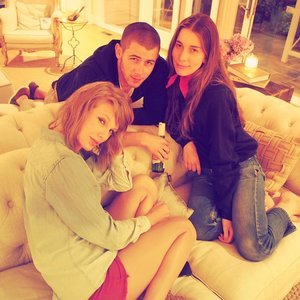 Taylor Swift Celebrity Friends 4th July Instagram Pictures