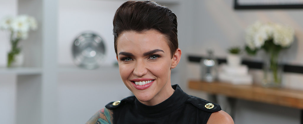 "Ruby Rose Talks Breaking Free From Gender Expectations: ""It Just Didn't Feel Right"""