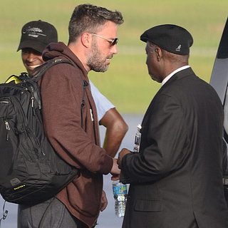 Ben Affleck in Atlanta After Divorce News | Pictures