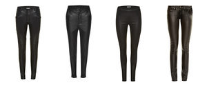 Look Good in Leather . . . Pants That Is