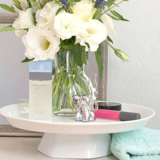 Here's How to Organize a Luxurious Vanity Tray
