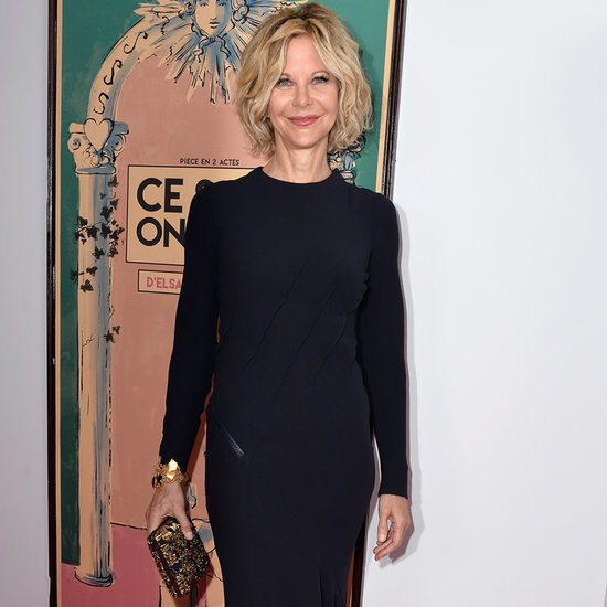 Meg Ryan at Paris Fashion Week July 2015 | Pictures