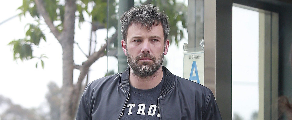 Ben Affleck Steps Out After His Emotional Bahamas Vacation With Jennifer Garner