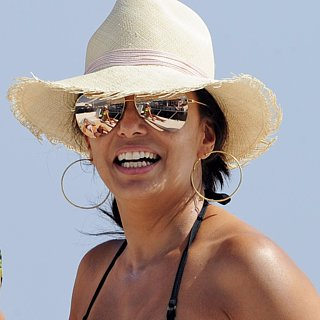 Eva Longoria in a Bikini in Marbella, Spain | Pictures