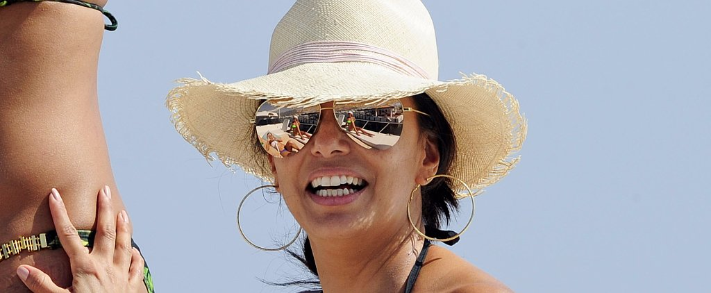 Eva Longoria Heats Up Spain With Another Sexy Bikini
