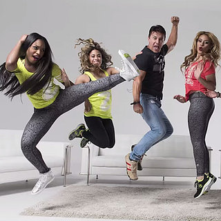 Fifth Harmony Zumba Dance