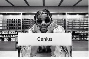 This Rapper Secretly Recorded His Whole Album At The Apple Store