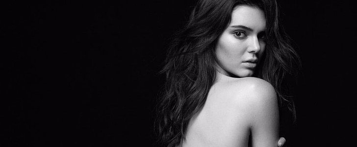 Kendall Jenner's New Calvin Klein Ads May Be Her Raciest Yet