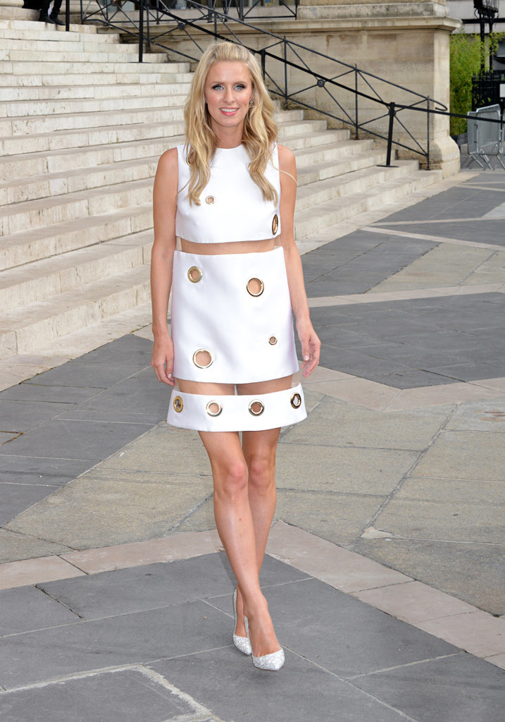 Yikes! Nicky Hilton Just Had a Major Wardrobe Malfunction