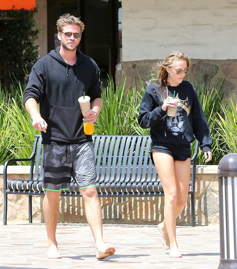 Liam Hemsworth Hooking Up With Independence Day 2 Costar Maika Monroe