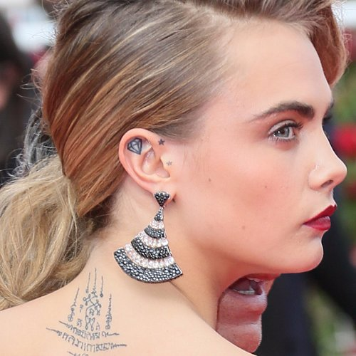 Celebrity Tattoo Pictures