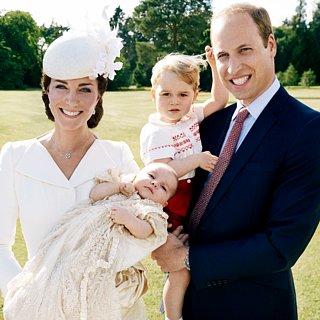Alle Tauf-Fotos von Prinzessin Charlotte Elizabeth Diana