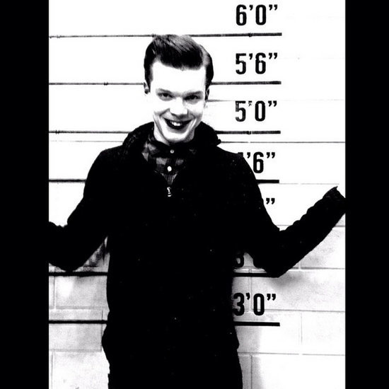 Gotham's Cameron Monaghan Posts a Picture as the Joker