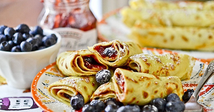 Peanut Butter and Jelly Crepes | 9 of Giada De Laurentiis ...