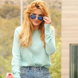Bella Thorne Stylish Fourth of July Week
