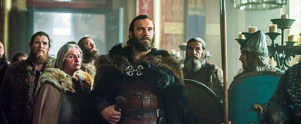 The Vikings Season 4 Trailer Has Weddings, Blood, and Betrayal
