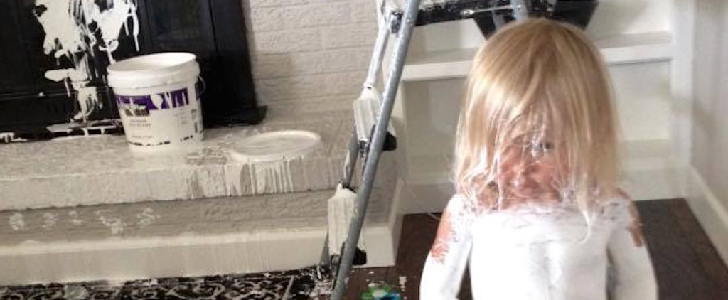 How This Little Artist's Work of Art Shows That Parenting Isn't a Perfect Science