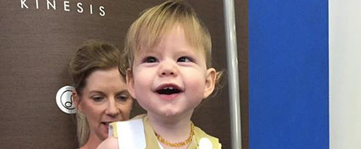 """Toddler Who Was Told He'd Never Walk or Show Emotion """"Now Laughs Every Day!"""""""