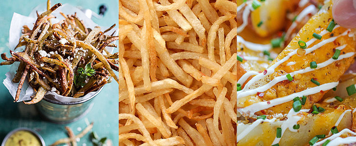 You Deserve These 10 Homemade French Fry Recipes