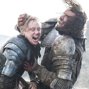 Gwendoline Christie Talks Game of Thrones Fight at Comic-Con