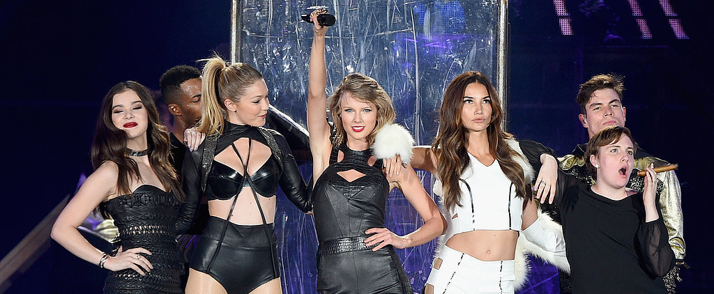 Taylor Swift Throws Her Most Star-Studded Concert Ever