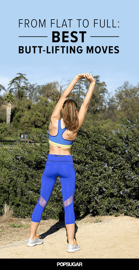 11 Exercises to Transform Your Flat Butt