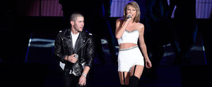 "Why Taylor Swift Felt ""All the Feelings"" on Stage With Nick Jonas"