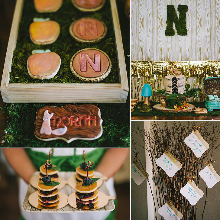 A Whimsical Woodland-Themed Party