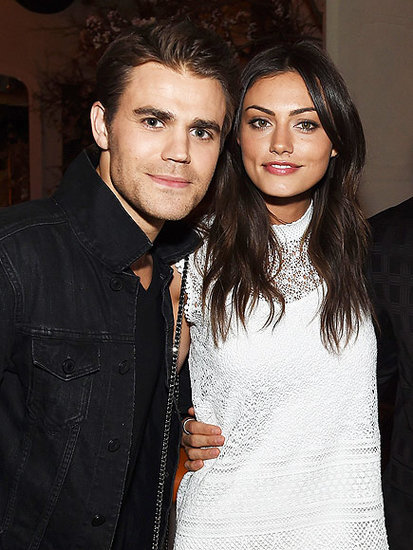 Vampire Diaries Star Paul Wesley Celebrates Girlfriend Phoebe Tonkin's Birthday