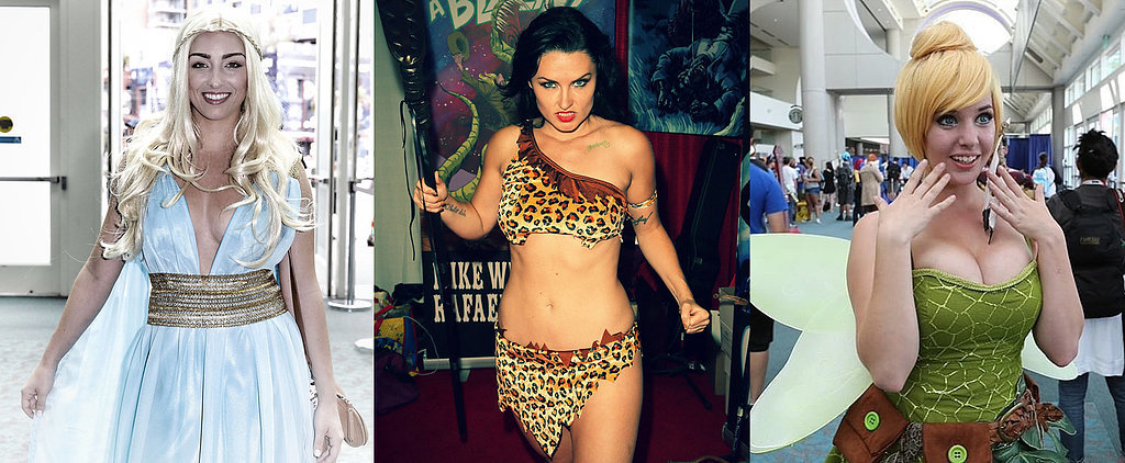 The Sexiest Costume Ideas From Comic-Con