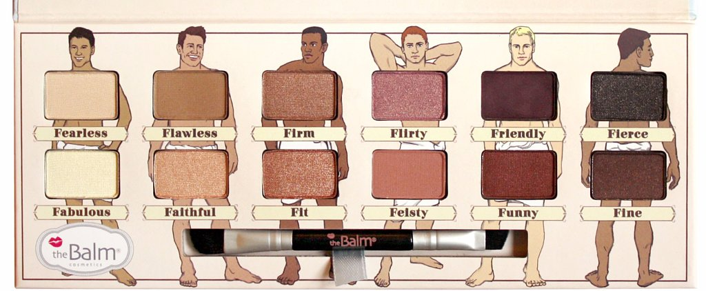 "This Palette Implies Women are ""Selfish"" and Men Are ""Flawless"""
