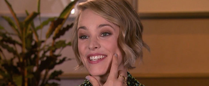 Rachel McAdams Has an Adorable Reaction to Those Taylor Kitsch Dating Rumors