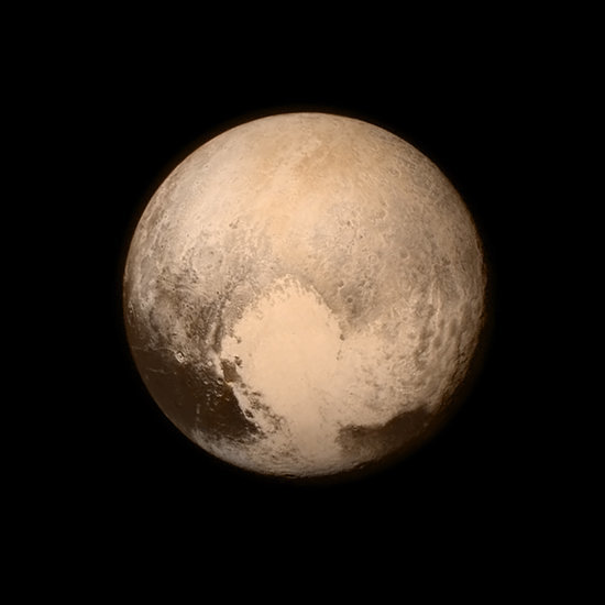 NASA's New Horizons Sees Pluto