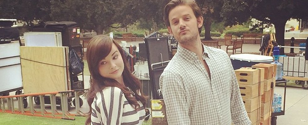 These Pics From the Awkward Set Will Have You Feeling Sentimental