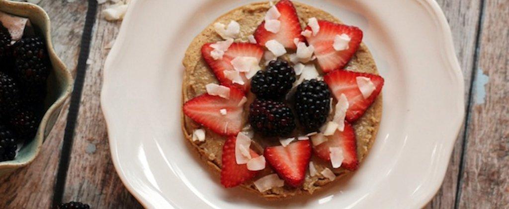 You'll Flip For Fruity Flourless Breakfast Pizza