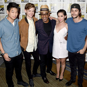 The Maze Runner Cast at Comic-Con Interview